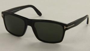 Okulary przeciwsłoneczne Tom Ford TF678_5818_01D