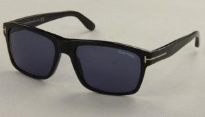 Okulary przeciwsłoneczne Tom Ford TF678_5818_01V
