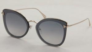 Okulary przeciwsłoneczne Tom Ford TF657_6215_01C