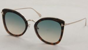 Okulary przeciwsłoneczne Tom Ford TF657_6215_53P