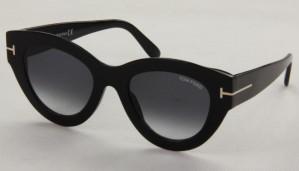 Okulary przeciwsłoneczne Tom Ford TF658_5121_01B