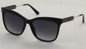 Okulary przeciwsłoneczne Guess GU7620_5516_01B