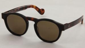 Okulary przeciwsłoneczne Moncler ML0099_5221_05J