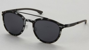 Okulary przeciwsłoneczne ic! berlin NOCOMPLY_5025_BLACKTERAZZO