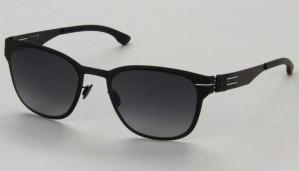 Okulary przeciwsłoneczne ic! berlin ULBRICHD_5323_BLACK