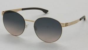 Okulary przeciwsłoneczne ic! berlin LILIYAS_5220_ROSEGOLD