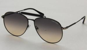 Okulary przeciwsłoneczne Tom Ford TF536_6014_01B
