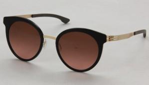 Okulary przeciwsłoneczne ic! berlin MOOS_4923_BLACKROSEGOLD