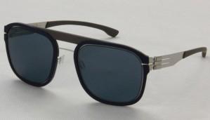 Okulary przeciwsłoneczne ic! berlin BIGSPIN_5523_NAVYFLINTPEARL