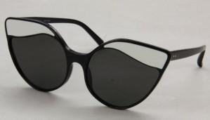 Okulary przeciwsłoneczne Linda Farrow LFL871_6618_1