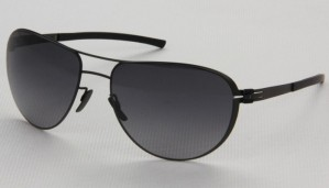 Okulary przeciwsłoneczne ic! berlin T39_6117_TTBLACK
