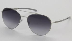 Okulary przeciwsłoneczne ic! berlin HAYATE_5816_CHROME