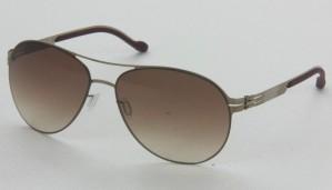 Okulary przeciwsłoneczne ic! berlin MB02_5814_BRONZE