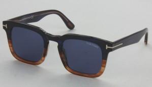 Okulary przeciwsłoneczne Tom Ford TF751_5022_55V