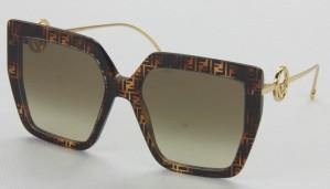 Okulary przeciwsłoneczne Fendi FF0410S_5618_086HA
