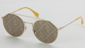 Okulary przeciwsłoneczne Fendi FFM0021S_5422_DYGEB