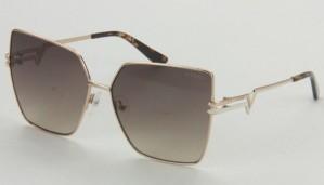 Okulary przeciwsłoneczne Guess GU7733_6114_28F