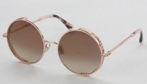 Okulary przeciwsłoneczne Jimmy Choo GOLDYS_5619_DDBJL