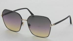 Okulary przeciwsłoneczne Tom Ford TF839_6216_01B