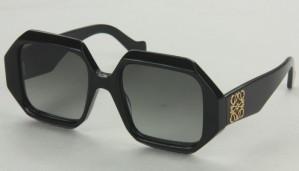 Okulary przeciwsłoneczne Loewe LW40056U_5420_01B