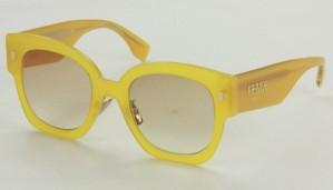 Okulary przeciwsłoneczne Fendi FF0458GS_5223_40GHA