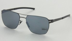 Okulary przeciwsłoneczne ic! berlin T112_5617_TTBLACK