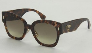 Okulary przeciwsłoneczne Fendi FF0458GS_5223_2VMHA