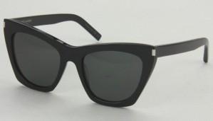 Okulary przeciwsłoneczne Saint Laurent SL214_5520_001