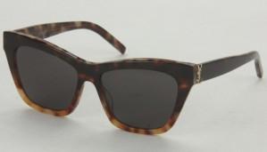 Okulary przeciwsłoneczne Saint Laurent SLM79_5615_003