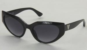 Okulary przeciwsłoneczne Guess GU7787_5720_01B