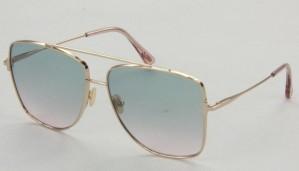 Okulary przeciwsłoneczne Tom Ford TF838_6114_28P