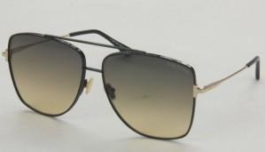 Okulary przeciwsłoneczne Tom Ford TF838_6114_01B