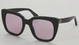 Okulary przeciwsłoneczne Gucci GG0163S_5122_009
