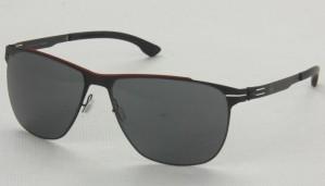 Okulary przeciwsłoneczne ic! berlin MB05_6116_REDBLACK