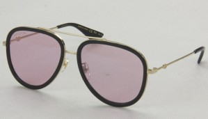 Okulary przeciwsłoneczne Gucci GG0062S_5717_019