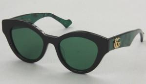 Okulary przeciwsłoneczne Gucci GG0957S_5119_001