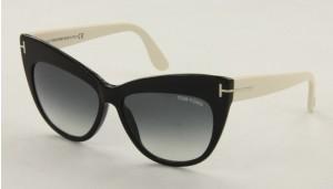 Okulary przeciwsłoneczne Tom Ford TF523_5614_01B