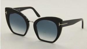 Okulary przeciwsłoneczne Tom Ford TF553_5521_01W