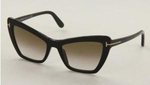 Okulary przeciwsłoneczne Tom Ford TF555_5519_01G